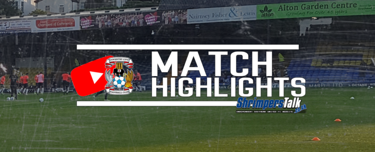 Highlights: Coventry City 1 Southend 0