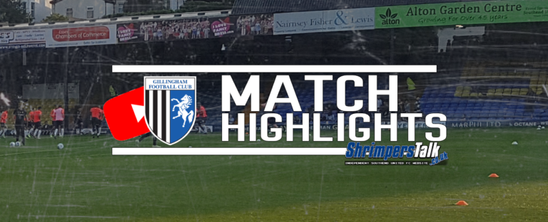 Highlights: Gillingham 3 Southend 1