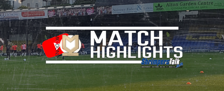 Highlights: MK Dons 0 Southend 1