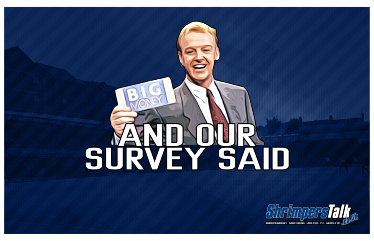 Who's going to step up and score the goals we need? And Our Survey Said…