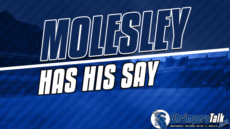 Molesley Has His Say On The 3-0 Defeat Away At Salford City Last Night
