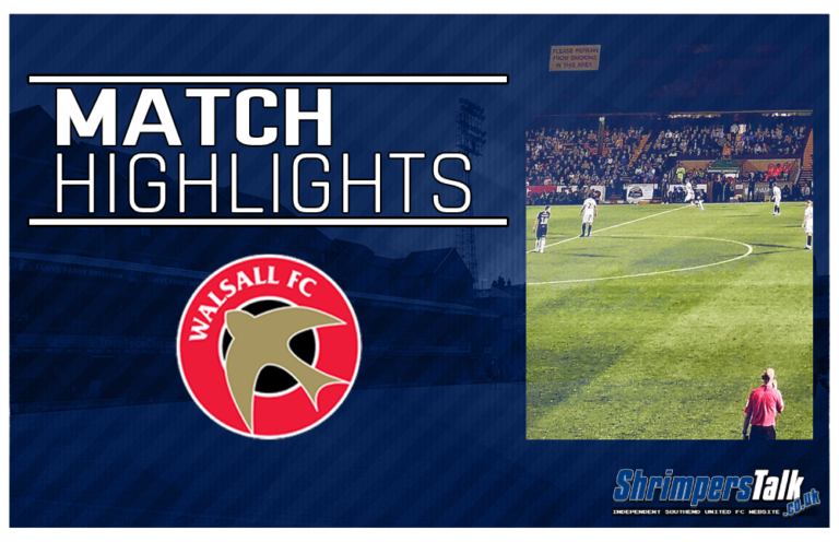Highlights: Southend United 0 Walsall 0