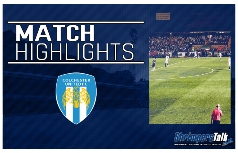 Highlights: Southend United 2 Colchester United 0