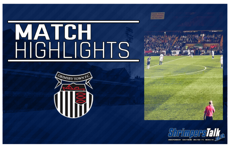 Highlights: Grimsby Town 0 Southend United 0