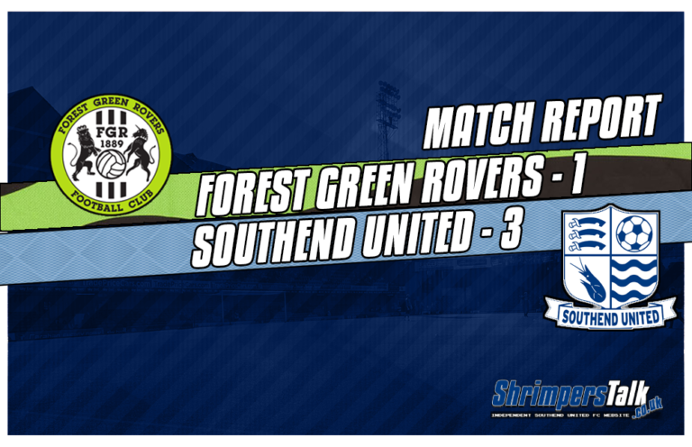 Southend United Leave Forest Green Rovers Stunned With A Vintage Display