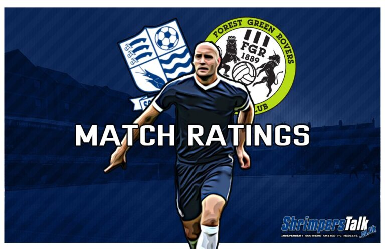 MATCH RATINGS: Rating The Shrimpers After The 1-3 Win Away At Forest Green Rovers