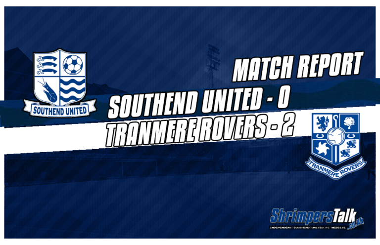 Passionless Shrimpers Taught A Lesson At Roots Hall By Impressive Tranmere Rovers