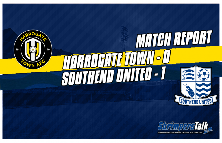 Southend Show They Are Up For The Fight Of Staying In The Football League With A 0-1 Win