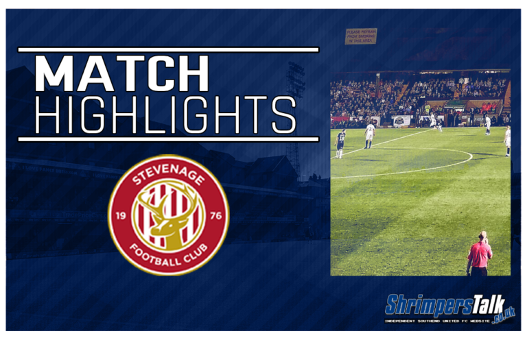 Highlights: Southend United 0 Stevenage 0