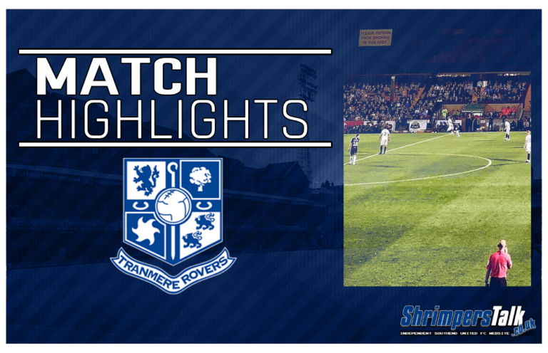 Highlights: Southend United 0 Tranmere Rovers 2