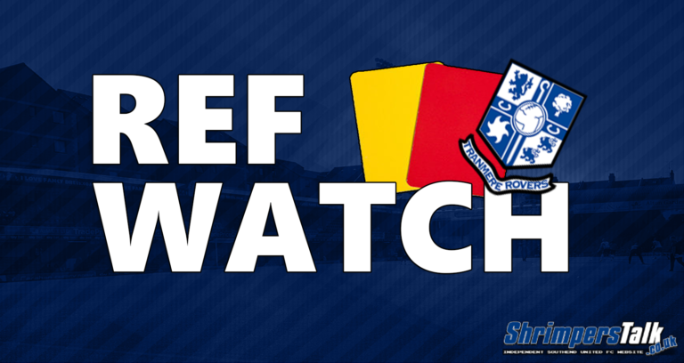 Ref Watch: v Tranmere Rovers (H)