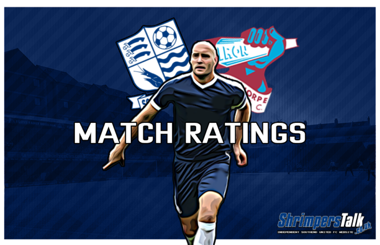 MATCH RATINGS: Rating The Shrimpers After The 1-1 Draw Away At Scunthorpe United