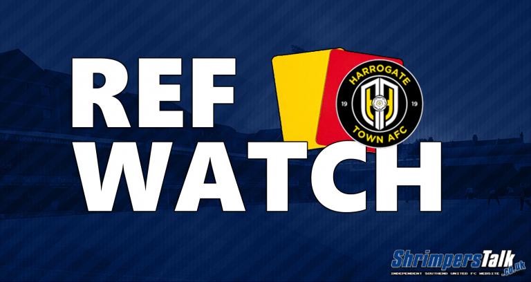 Ref Watch: Harrogate Town (A)