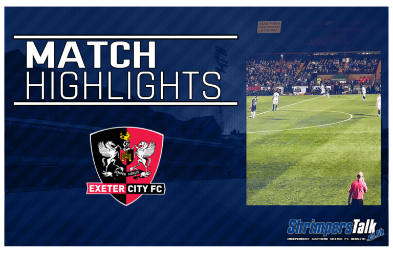 Highlights: Exeter City 0 Southend United 0