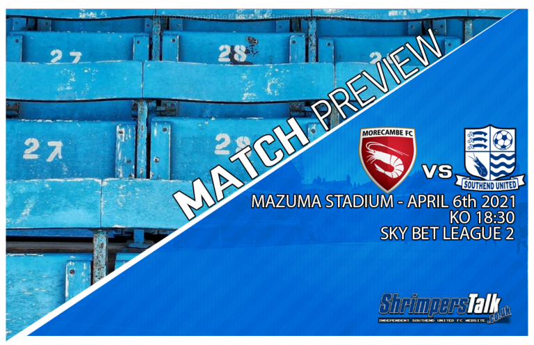 The Shrimpers Take On The Shrimps This Tuesday Evening