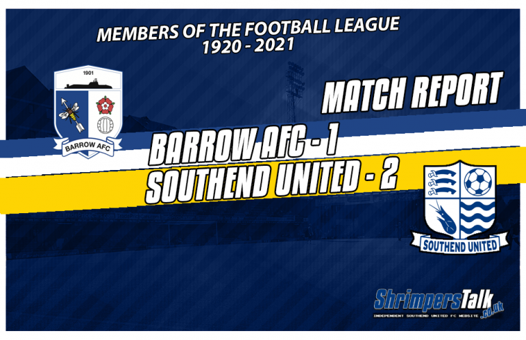 Southend United Leave The Football League After 101 Years As A Member